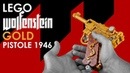 LEGO Frau Engel's Gold Pistole 1946 - Wolfenstein: The New Order