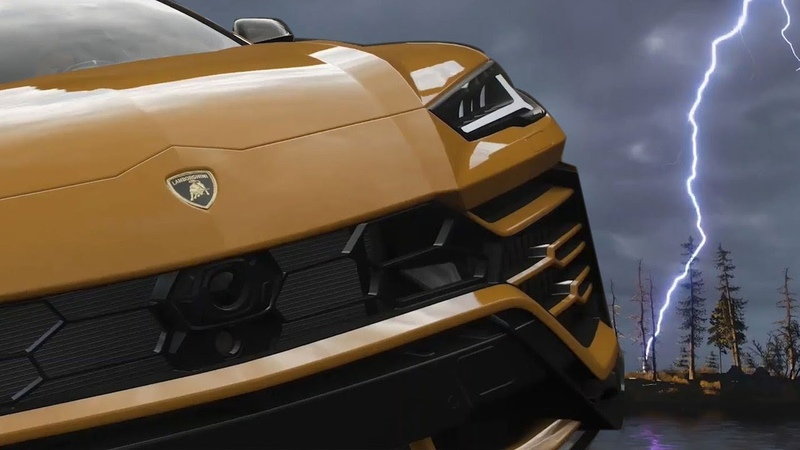 Forza Horizon 4 Fortune Island and Weather System Reveal - X018