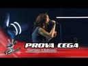 """Шоу Голос Португалия 2018 Джоана её бумбокс и песня То что ты заставляешь меня чувствовать The Voice Portugal 2018 Joana Lisboa The Way you Make me feel"""" оригинал Michael Jackson Майкл Джексон"""