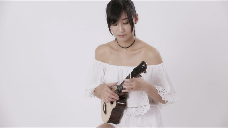 Vanessa Ding - Lulu Hawaii | Ukulele Fingerstyle Solo| aNueNue US200 Moon Bird - Soprano (2016-2018)