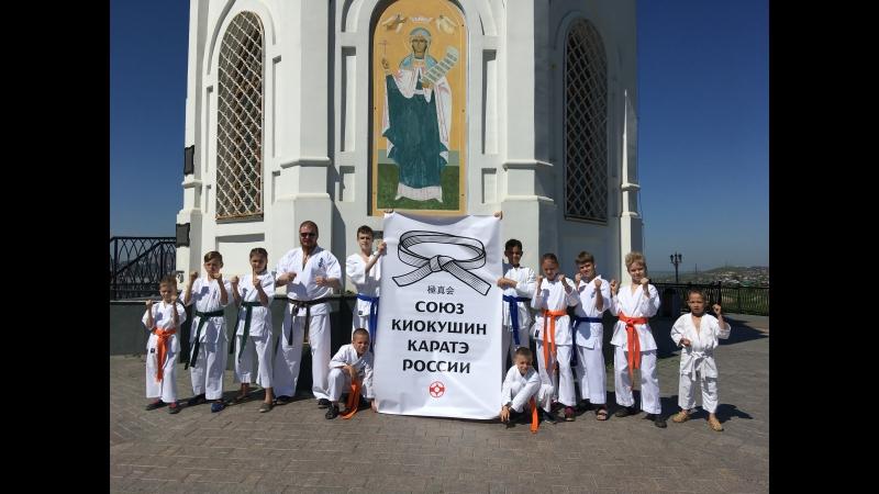 Всероссийская акция в поддержку спорта и здорового образа жизни, а также выступления команды СККР на Первенстве Мира!