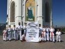 Всероссийская акция в поддержку спорта и здорового образа жизни а также выступления команды СККР на Первенстве Мира