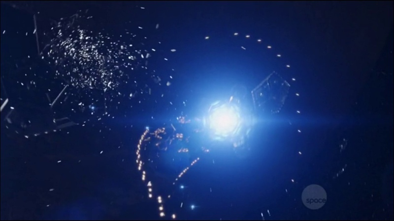 Expanse pdc cannons s02e06