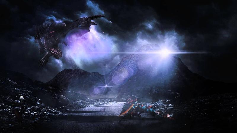Monster Hunter - Serenity (Expanded) ''Beyond the fog''