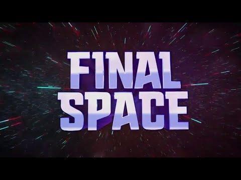 Final Space s01e01 космо рубеж кубик в кубе