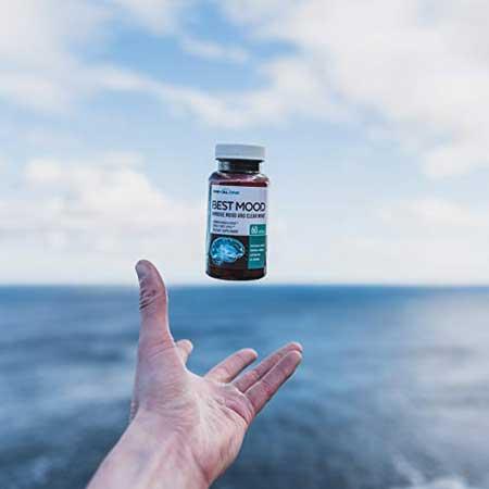 Лучшие ноотропные добавки от депрессии и повышения настроения.