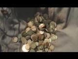 На месте старой деревни нашел - Клад! 1,5 килограмма серебра