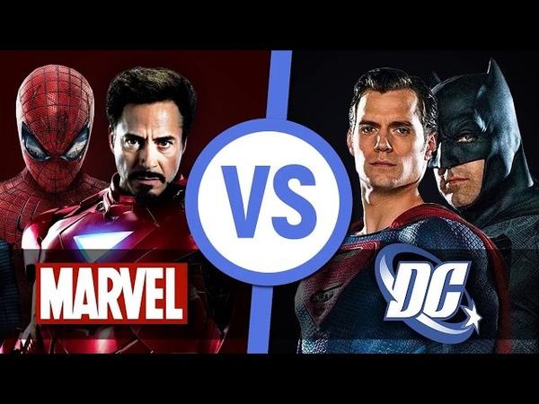 VERSUS TRASH СМРАД (Человек-паук VS Супермен, Spider-Man VS Superman)