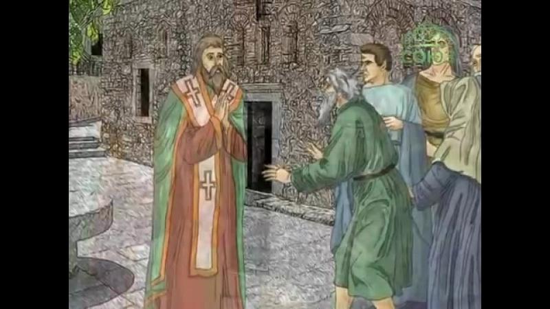 5 июля Священномученик Евсевий, епископ Самосатский