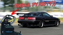 Сломался руль на НЕВОЗМОЖНОМ чемпионате японских ЛЕГЕНД Toyota Supra и Gran Turismo 5