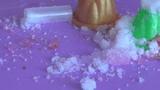 Магия вулканов. Опыты для детей - лед, снег, бурлящая лава в домашних условиях своими руками.