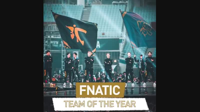 Vote for Fnatic!