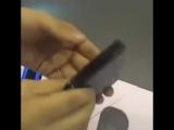 Прототип складного смартфона с полностью гнущимся гибким экраном