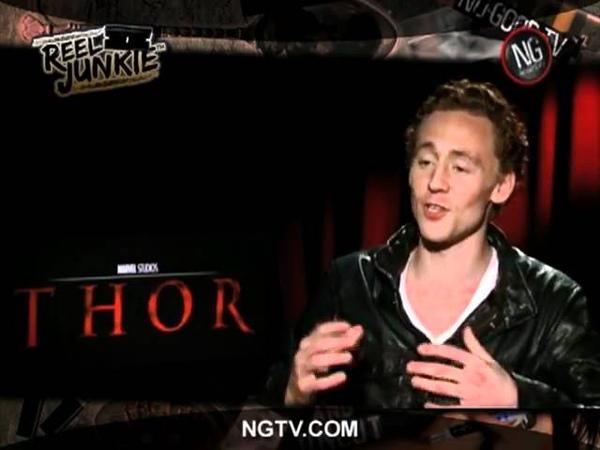 THOR UNCENSORED w/ Chris Hemsworth, Tom Hiddleston, Kat Dennings, Jaimie Alexander Kenneth Branagh