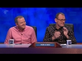 8 Out of 10 Cats Does Countdown 15x03 - Alan Carr, Roisin Conaty, Miles Jupp, Ivan Brackenbury