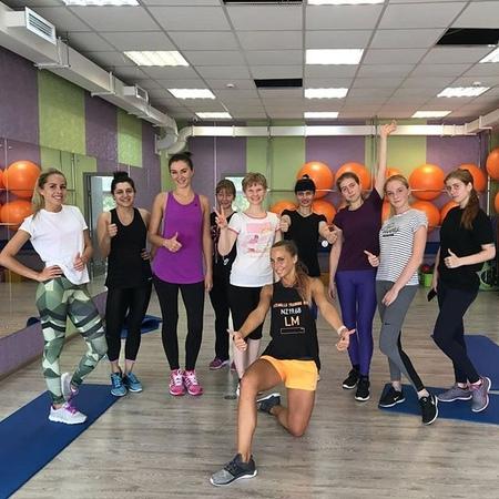 Sparta_fitness_club video