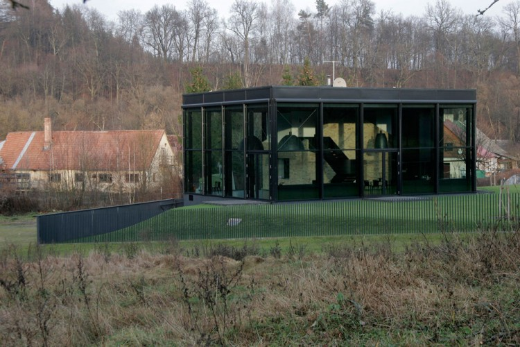 Частный дом в Литве