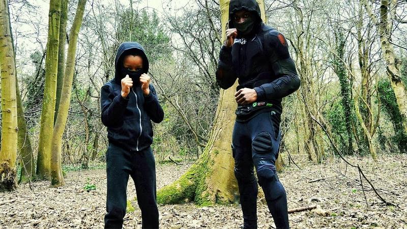 LIKE FATHER LIKE SON - MMA, NINJA (ACTION-MOVIE)