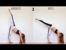 Быстрая и эффективная последовательность действий по растяжке Quick and effective follow along stretching routine that will hel