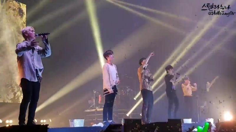 [FANCAM] [23.06.18] B.A.P LIMITED in Bangkok Encore (Excuse Me)