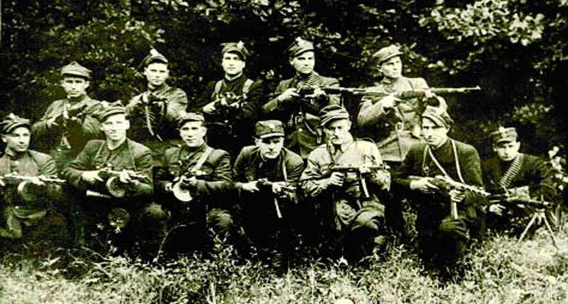 Партизаны на Браславщине