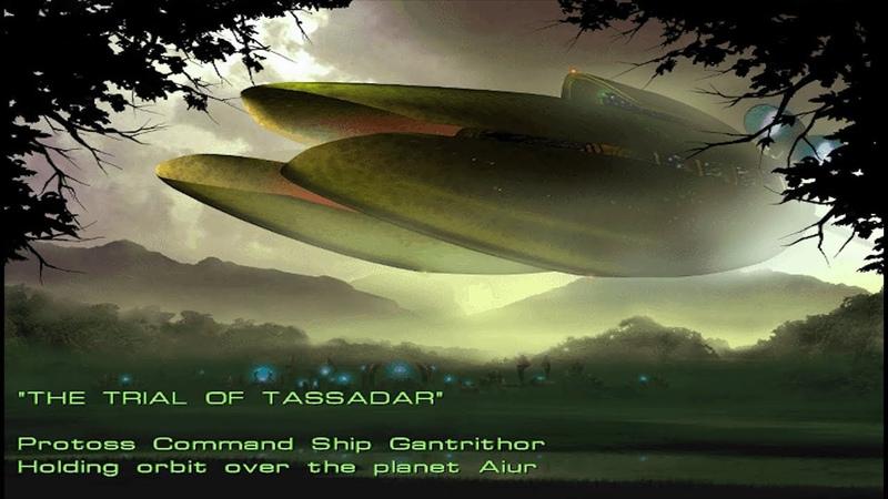 StarCraft - The Trial Of Tassadar (Level 8) (Protoss)