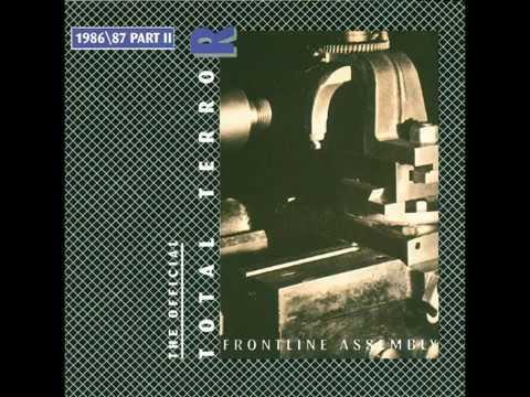 Front Line Assembly - Total Terror Part II (1986) full album