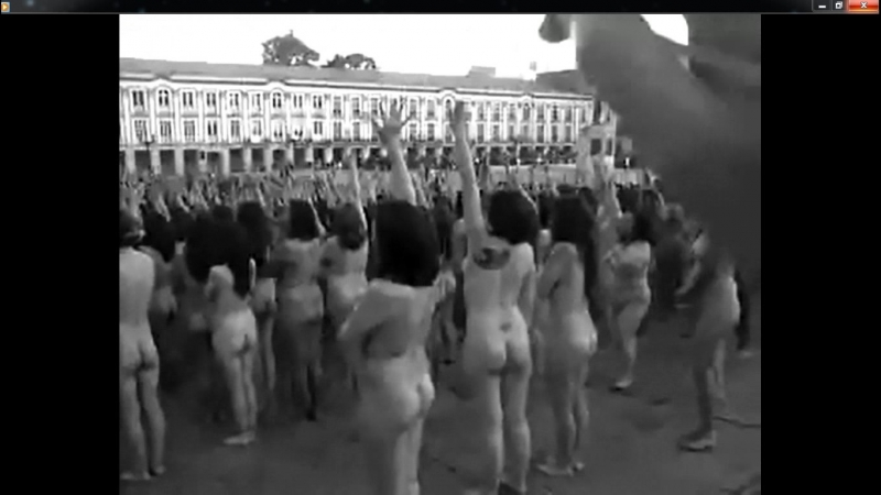 Naked Women In The Street of Bogota Colombia - Part 5