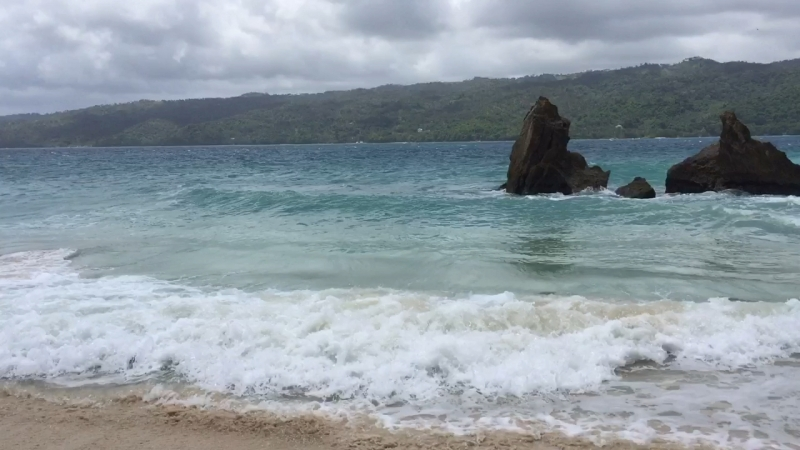 Доминикана.океан