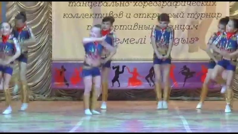 Танец Кантри 15 05 2016 года город Уральск Первое место на конкурсе