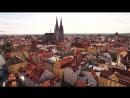 Regensburg von oben ANTENNE BAYERN Bayern von oben