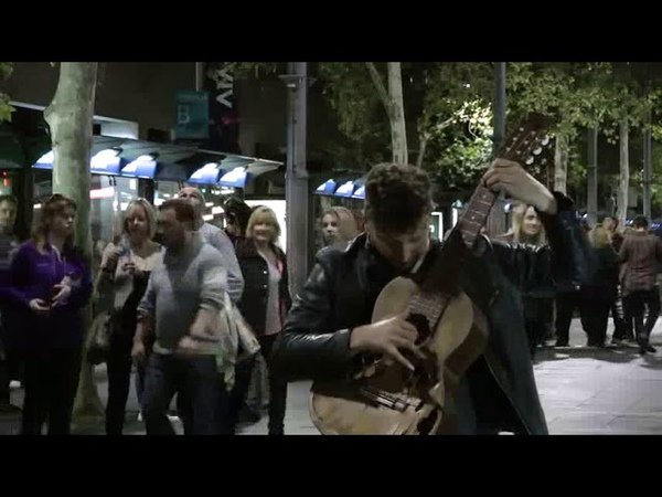 Top Most Shocking Guitarist on Street