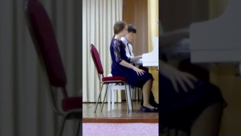 Ф.Шуберт Серенада