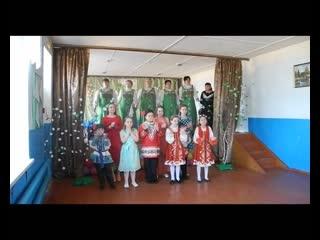 Выступление Челмодеевско- Майданского СДК в рамках районного фестиваля народного творчества