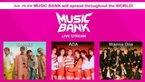 Wanna One, SHINee, AOA, Fromis_9, Yubin, PRISTIN V, UNI.T, ETC MusicBank Live 2018.06.15