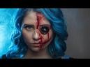 Грим Каролина в стране кошмаров Makeup tutorial