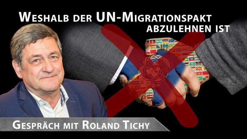 Weshalb der UN-Migrationspakt abzulehnen ist | 16.11.2018 | www.kla.tv13358