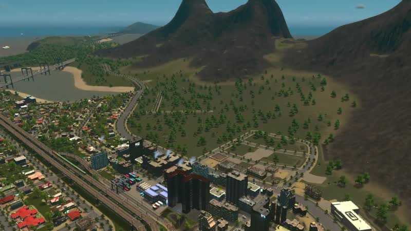 Toxic Timewaster Ryan123220 0 250k Population Timelapse Cities Skylines