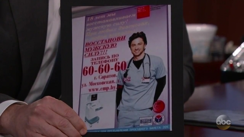 Zach Braff is Helping Russians with Erectile Dysfunction.mp4
