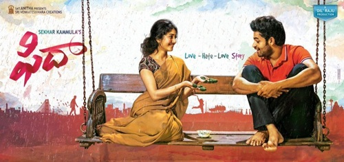 Fidaa In Hindi Dubbed Torrent