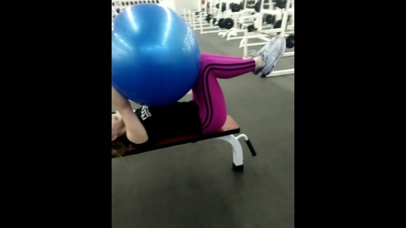 Упражнения для мышц живота 3. ФЦ Стимул