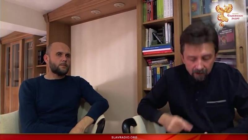 Матрица Буквицы. В чем её магия Станислав Жаров и Григорий Решетников. Часть 1