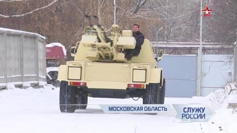 У сверхскорострельной зенитной установки Самум появится арктическая версия