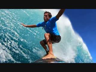 Kai Lenny Surfs Jaws - World Surf League 2018