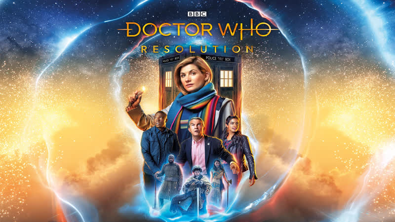 12x0 Doctor Who Resolution 2019 eng sub.