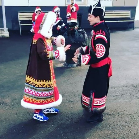 "Betina Popova on Instagram: ""Tango romantica Siberian edition with @louis_thauron"""