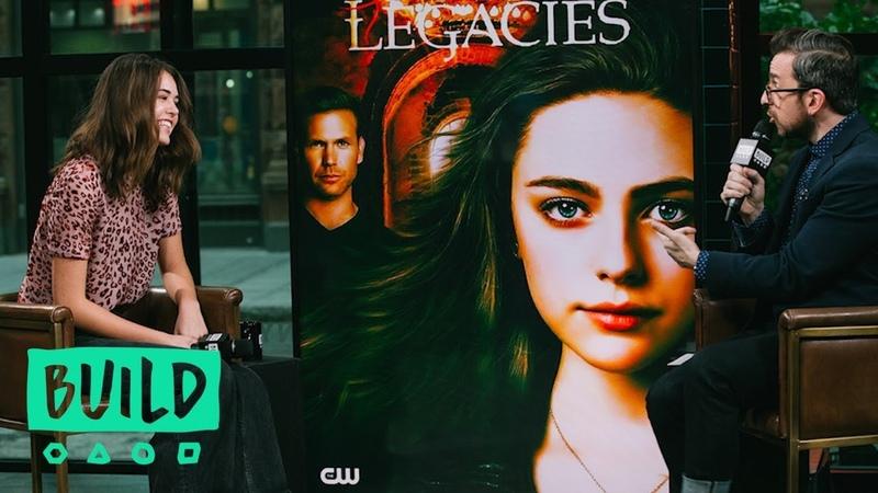 Kaylee Bryant Talks The CW's Legacies