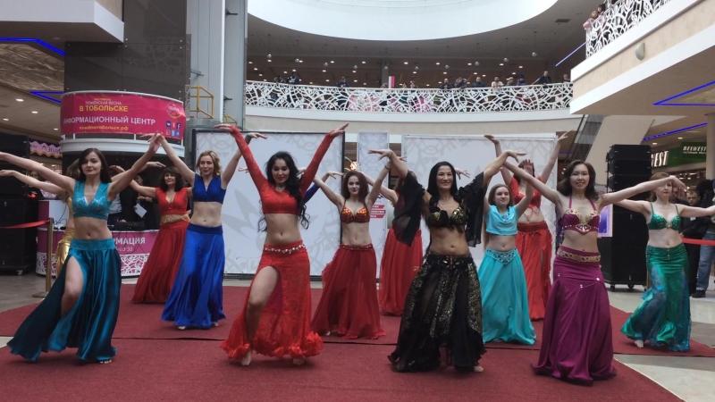 IV ежегодный фестиваль восточного танца Магия востока - Современный восточный танец