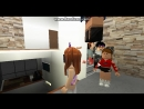 My first video about ROBLOX BAD FRIENDS AND FAMILY 1 PART