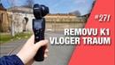 Besser als Dji Osmo Removu K1 4K Kamera mit Gimbal